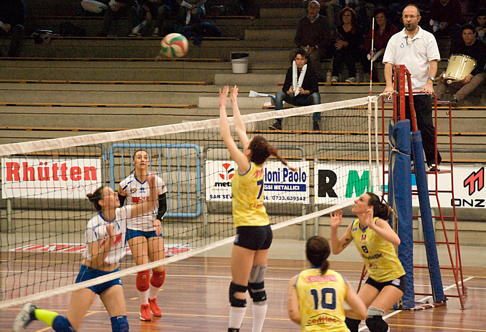 La San Severino Volley riparte dalla C
