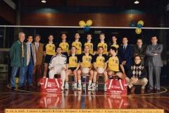 1994-1995 - Promozione in B2