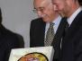 Consegna diploma Benemerenza Alberto Giuliani 14 Aprile 2015