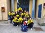 Under 13 Femminile BLU - La felicità dopo la vittoria !