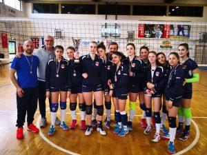 Final Four Camerino - 3 Classificata campionato provinciale U16F